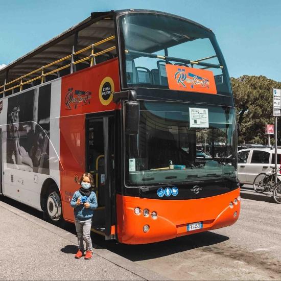 tour panoramico di roma sull autobus a due piani
