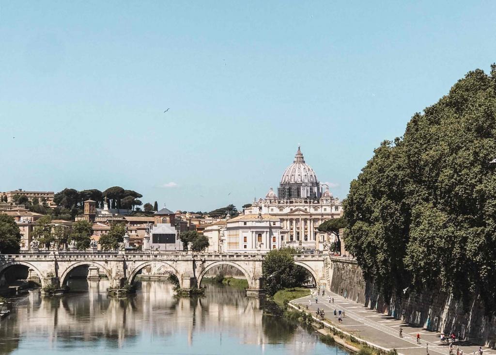 tour panoramico di Roma