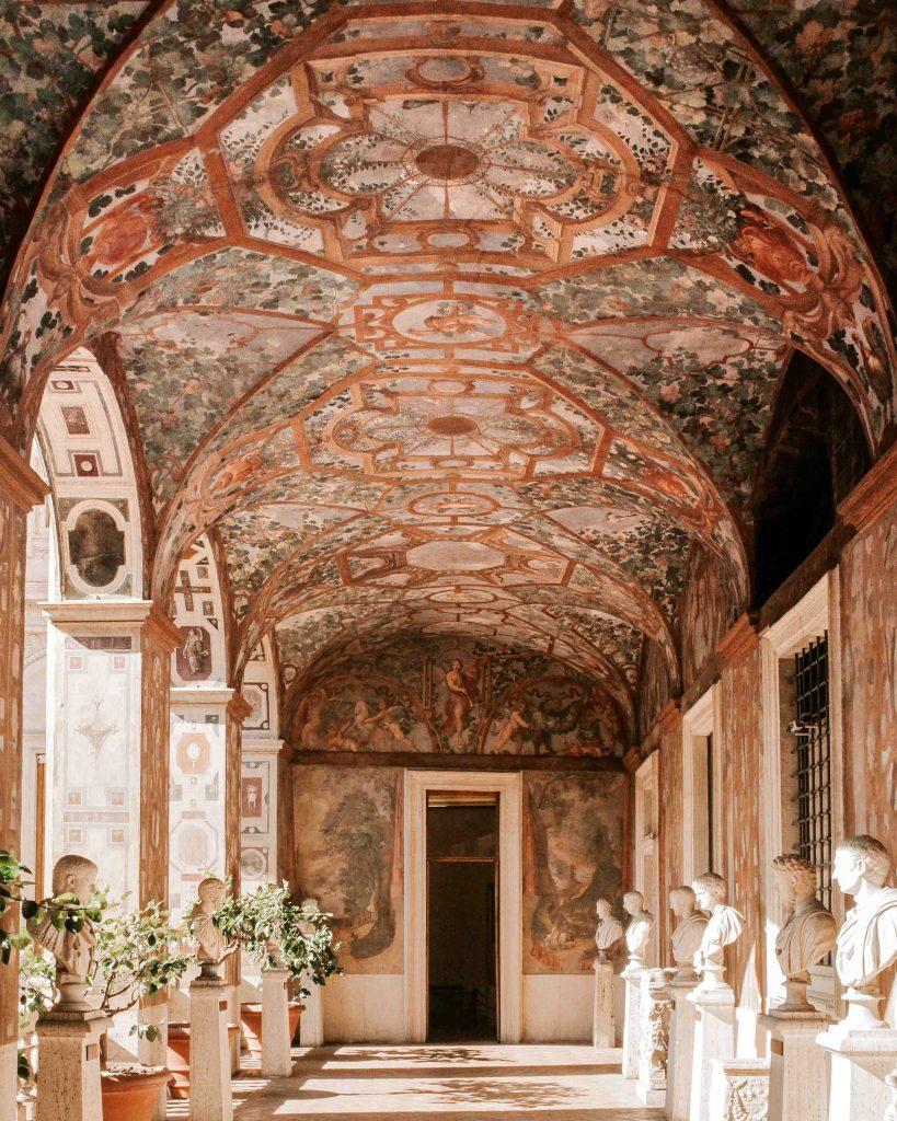 piano nobile palazzo altemps