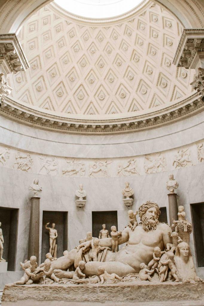 statua del nilo