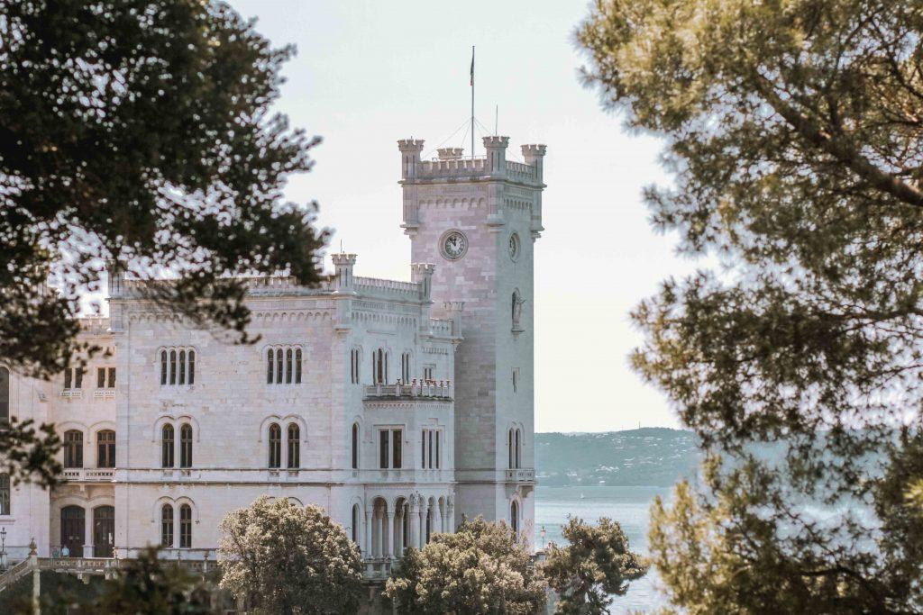 Cosa vedere a Trieste: Castello di Miramare