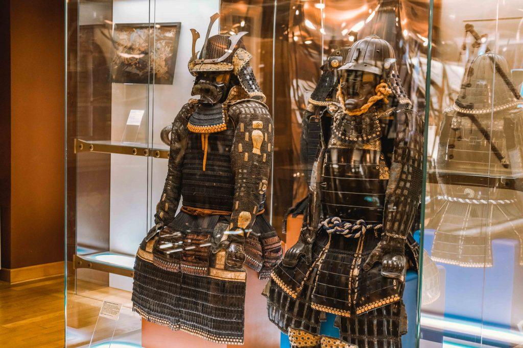 museo arte orientale armature samurai