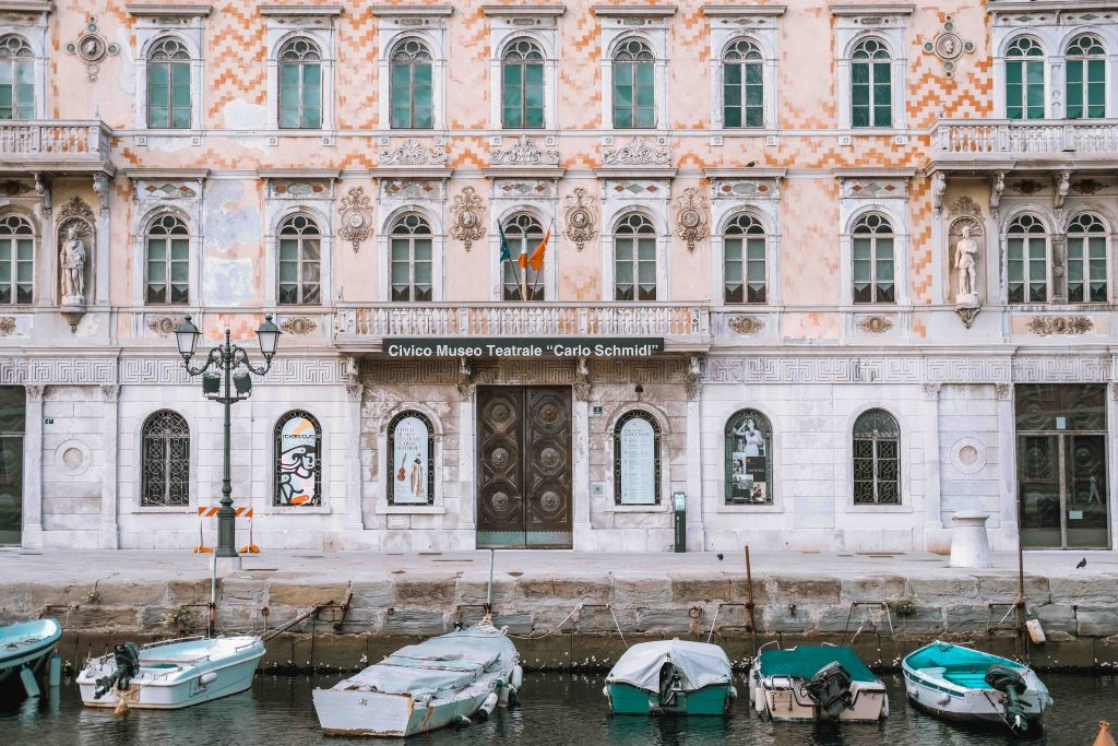 cosa vedere a Trieste Palazzo Gopcevic