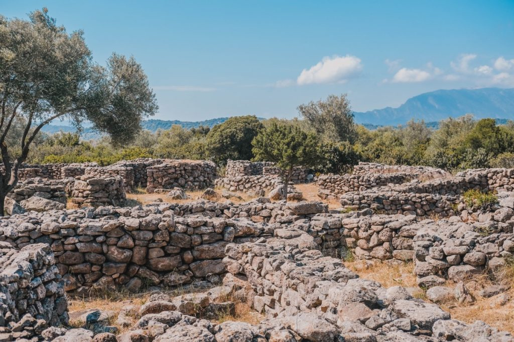 sito archeologico Serra Orios