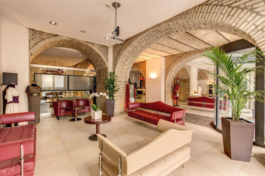 roma hotel per famiglie interno Hotel Kolbe