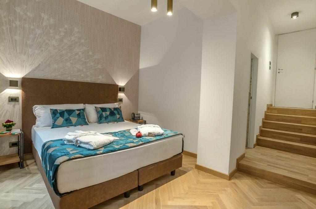 hotel a roma per famiglie